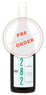 Bottle shot of Elgin Ridge 282 Chardonnay 2016
