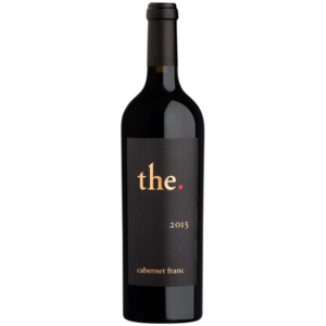 Bottle of The. Cabernet Franc 2015