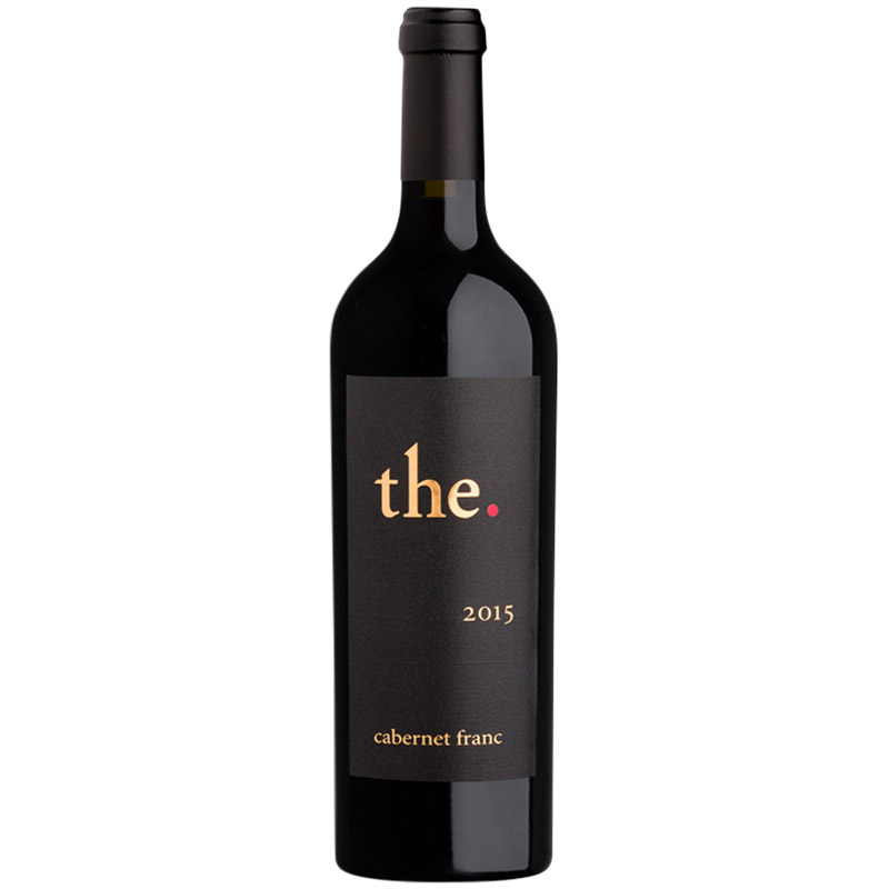 Bottle of The. Cabernet Franc 2015
